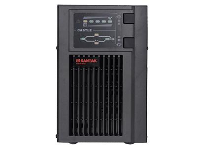山特  UPS不间断电源 C1KS 1KVA/800W 在线式 断电长效机 山特电池 C1KS 1KVA/800W长效机主机)