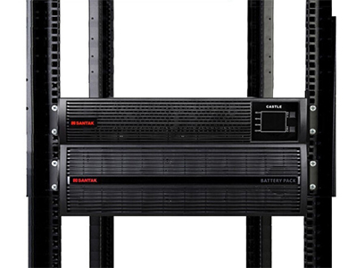 山特  UPS不间断电源 C1KR/C2KR/C3KR 机架式在线式断电续航 RACK 1KVA 800W