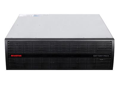山特  UPS不间断电源C10K RACK 机架式在线长效机 10KVA/9KW 长机搭配电池包使用 C10K RACK+2*B0916