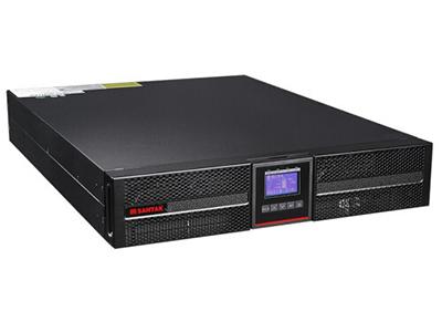 山特 PT6K UPS不间断电源机架式6kVA/6kW网络服务器机房备用电源 PT6K主机(需搭配电池包使用)