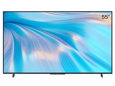 华为智慧屏 S 55英寸超薄全面屏 4K超高清智能液晶电视机 鸿鹄818芯片 HD55KANB