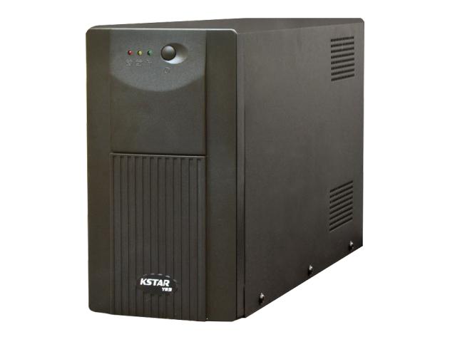 科士达 YDE1200 UPS不间断电源1200VA电脑路由器服务器稳压静音防雷电源