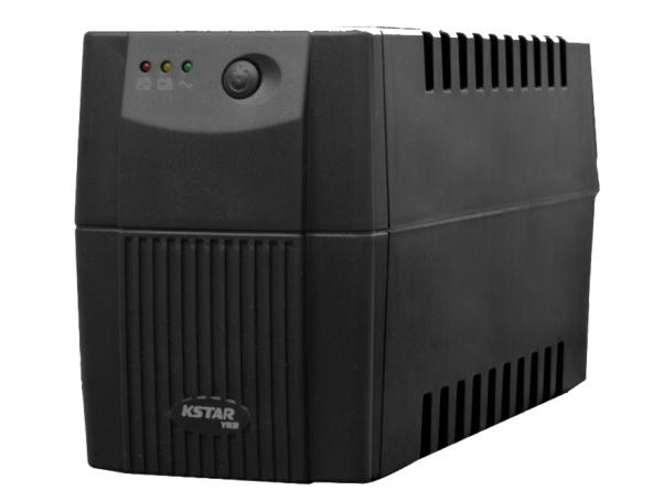 科士达UPS不间断电源YDE2060 600VA电脑路由器服务器稳压静音防雷电源NAS