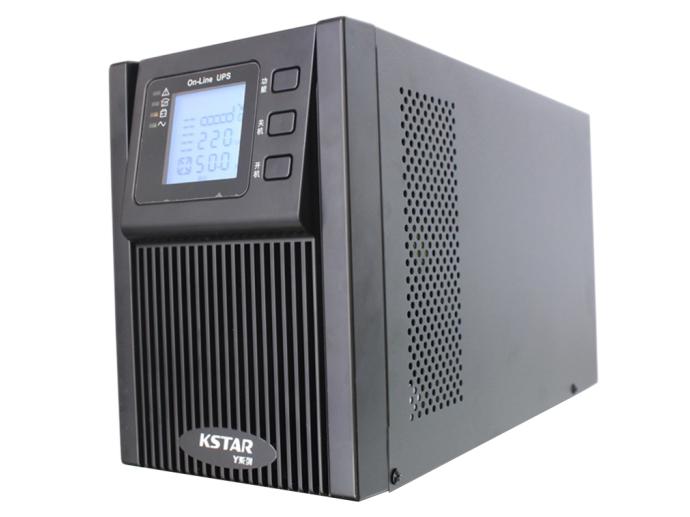 科士达 YDC9103S UPS不间断电源 2400W/3000VA 服务器电脑机房正玄波内置电池