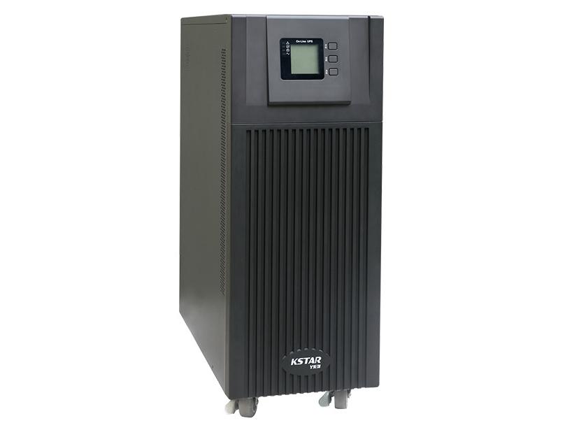 科士达 YDC9106S UPS不间断电源 6KVA电脑服务器稳压防雷NAS在线内置电池
