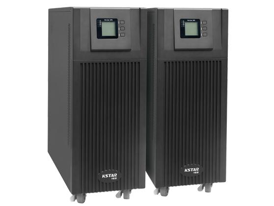 科士达 YDC9110S UPS不间断电源 10KVA电脑服务器稳压防雷在线式内置电池