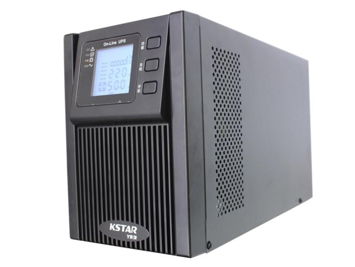 科士达 YDC9102S UPS不间断电源1600W/2000VA 服务器电脑机房正玄波内置电池