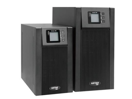 科士达YDC9110H UPS不间断电源 10KVA电脑服务器稳压防雷外接电池主机