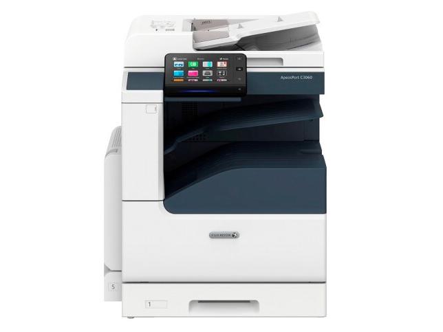 富士 ApeosPort C3060 A3彩色激光复合机(含双面输稿器+单纸盒)