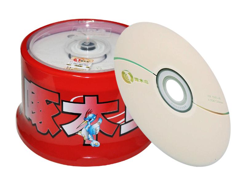 啄木鸟白系列DVD