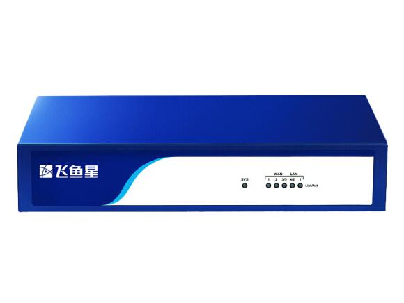 飞鱼星 VE984G 企业级千兆路由器 VPN/流控/带机80