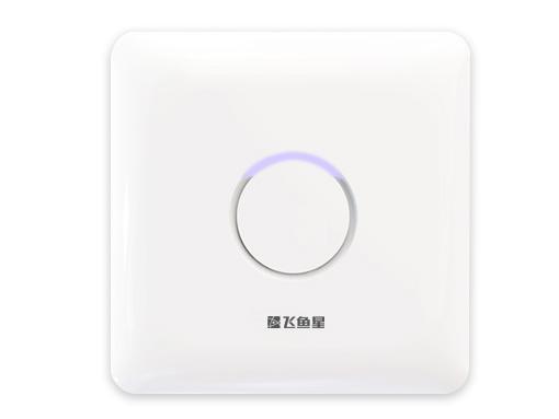 飞鱼星 5G双频千兆无线ap 企业级酒店wifi接入 POE供电750M吸顶ap VP750