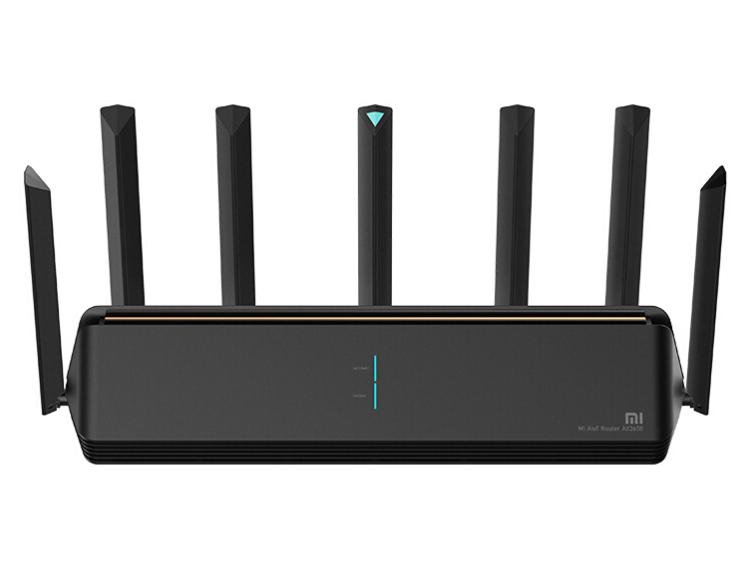 小米 MI AX3600路由器 5G双频WIFI6 高通6核处理器 AIoT 3000M无线速率 游戏加速 家用智能 游戏路由