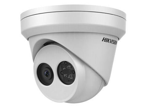 海康威视监控摄像头 400万星光级网线供电 网络摄像头高清红外监控夜视高清DS-2CD3346WD-I 4mm