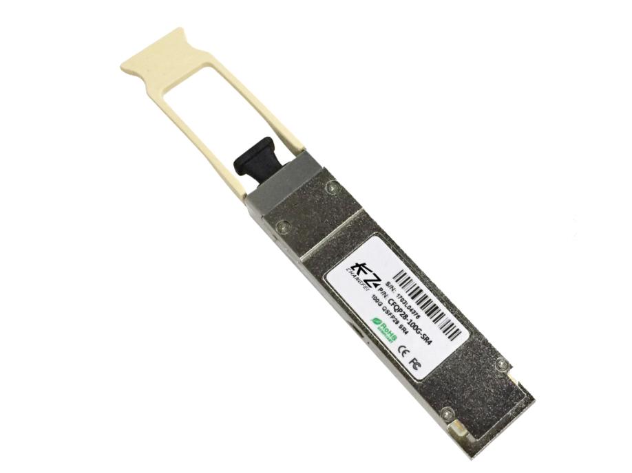 长飞 CFQP28-100G-SR4 100G LR4 QSFP28光模块