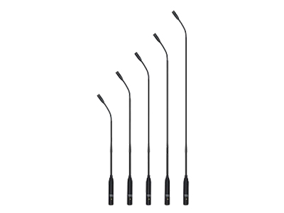 臺電  HCS-1857HA 鵝頸話筒 精致典雅的結構設計,符合人體工程學,極具現代氣息 設計用于增強拾音、會議、電視廣播、專業錄音等高質量要求的拾音應用 雙鵝頸式彎曲調節結構,可以任意地將麥克風調整到合適的位置 附防風海綿罩,可減低在講話時收到不雅的噴氣聲及其他風聲的情況出現 駐極體電容式心形單指向性話筒 超強抗手機干擾能力 內置音頭前置供電及放大器組件,需要外接直流11 V至52 V幻象供電工作 內置高質量低頻衰減電路 簡捷、快速的安裝方式 低阻抗的平衡音頻輸出 桌面式話筒座可配套于其他3針卡儂公頭的話筒裝置使用