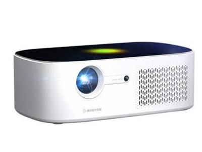 腾讯极光投影T2 1080P分辨率 | 全自动四向梯形校正 | 2GB大容量运存 | 杜比/DTS解码 | HDR10+HLG