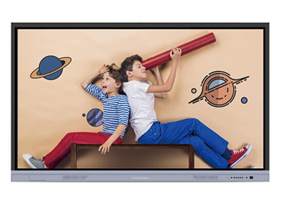 鸿合 HD-I8690E 86英寸多媒体触摸交互平板一体机会议教学幼儿园培训家用