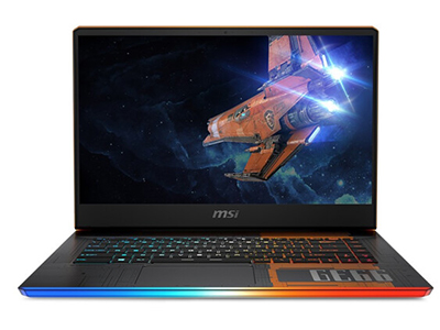微星 强袭2 GE66 龙盾限量款 15.6英寸游戏笔记本电脑(八核十代i7-10875H 16G 1TB SSD RTX2070 240Hz