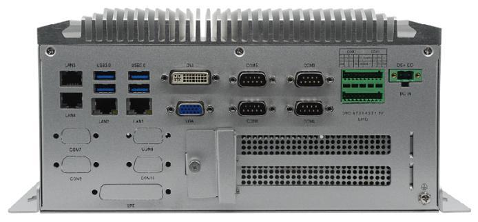 BG-648工控机可扩展
