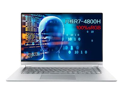 机械革命Code01 AMD标压R7八核100\\%色域码农本15.6英寸轻薄便携游戏笔记本电脑