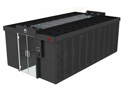 华为FusionModule2000智能微模块数据中心FusionModule2000智能微模块数据中心是新一代数据中心基础设施解决方案。 华为FusionModule2000智能微模块数据中心采用高集成设计,集成了机柜、供配电、制冷、布线和管理等所有子系统,支持单排或双排密闭冷/热通道的灵活部署方式。单机柜最大IT功耗可达21kW/柜,多种技术手段可使PUE低至1.45。单模块的IT总功耗不超过145kW,适用于500平米以下的中小型数据中心,也