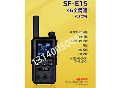 顺风  SF-E15 4G全网通双卡双待