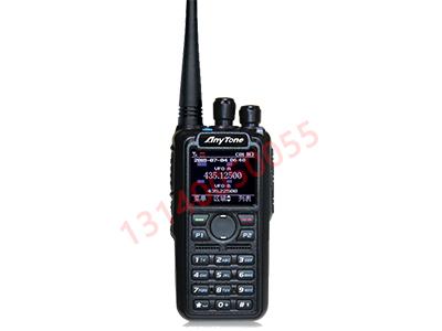 自由通ANYTONG   AT-D878UV DMR数字+模拟双频双模对讲机