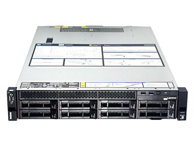 联想  SR550 2U机架服务器