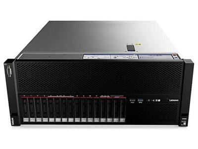 联想  SR868   机架式服务器4U双路