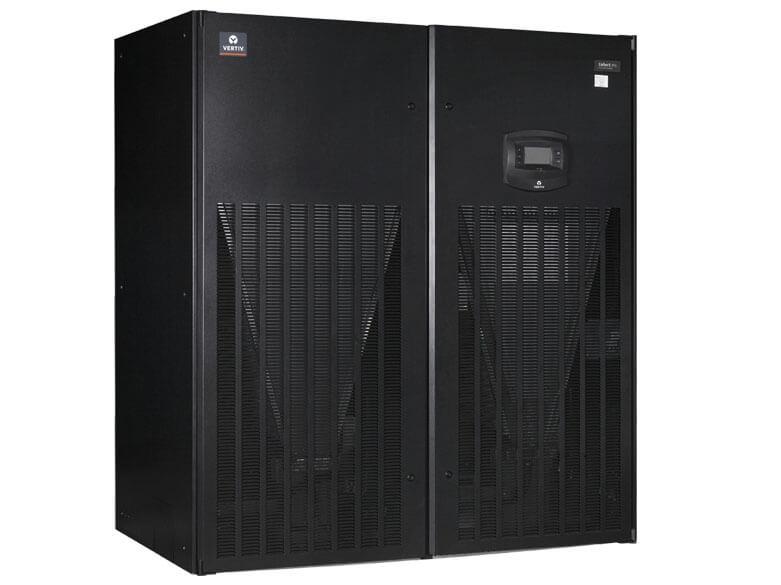 维谛Vertiv™ Liebert PEX+系列精密空调具有风冷/ 水冷(20~120kW) 和冷冻水 (30~270kW)