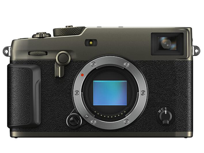 富士(FUJIFILM)X-Pro3 微单相机 机身 钛金灰(旁轴 2610万像素 钛合金/镁合金 光电混合取景)