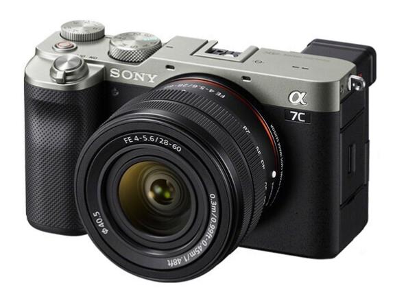 索尼(SONY)Alpha 7CL 全画幅微单数码相机 标准镜头套装 轻便小巧 实时眼部对焦 银色(a7cl))