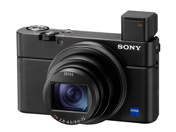 索尼(SONY)DSC-RX100M6 黑卡数码相机 Vlog视频拍摄套装 1英寸大底(蔡司24-200mm镜头 4K视频 黑卡6)