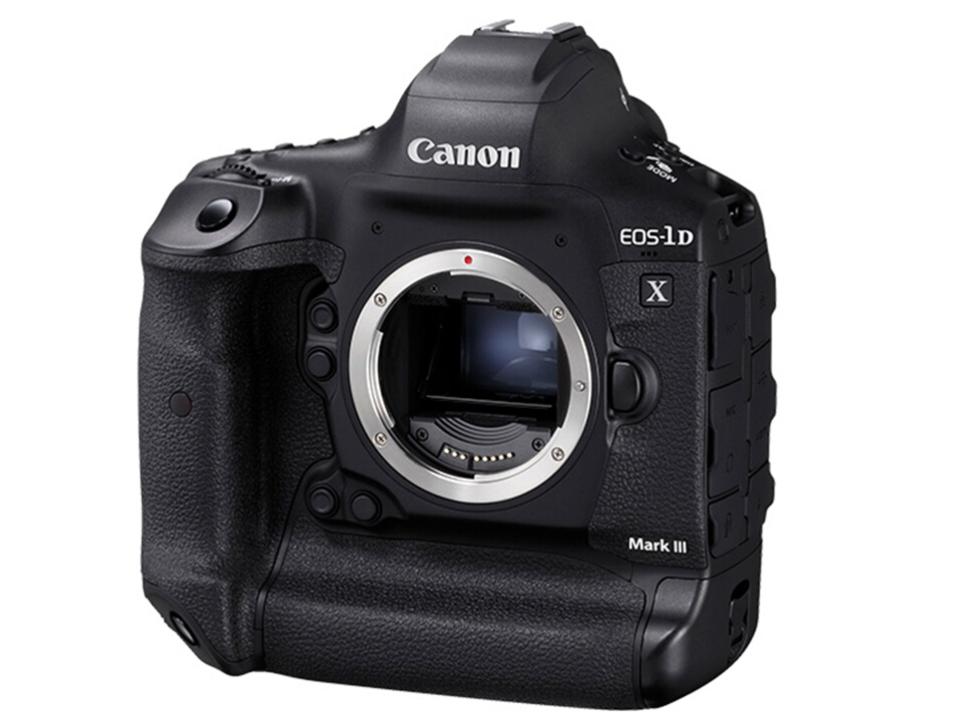 佳能(Canon)EOS-1D X Mark III 1DX3单反相机 单反机身 旗舰型 全画幅 专业相机