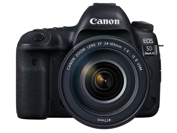佳能(Canon)EOS 5D Mark IV 5D4 单反相机 单反套机 全画幅(EF 24-105mm f/4L IS II USM 单反镜头)