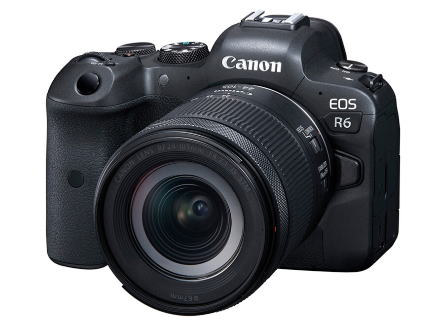 佳能(Canon)EOS R6 微单套机 全画幅 4K视频拍摄 实现8级双防抖(机身X镜头)(RF24-105mm F4-7.1 IS STM)
