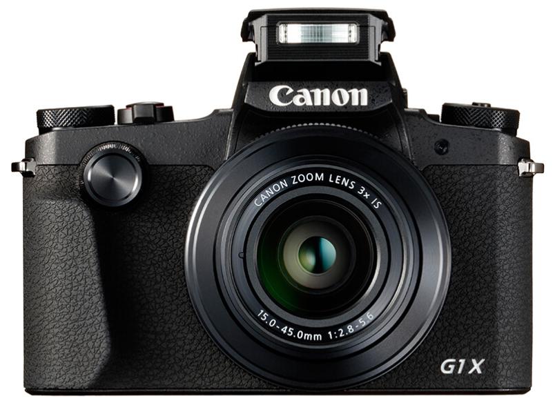 佳能(Canon)PowerShot G1 X Mark III G1X3 数码相机 Vlog相机 视频拍摄