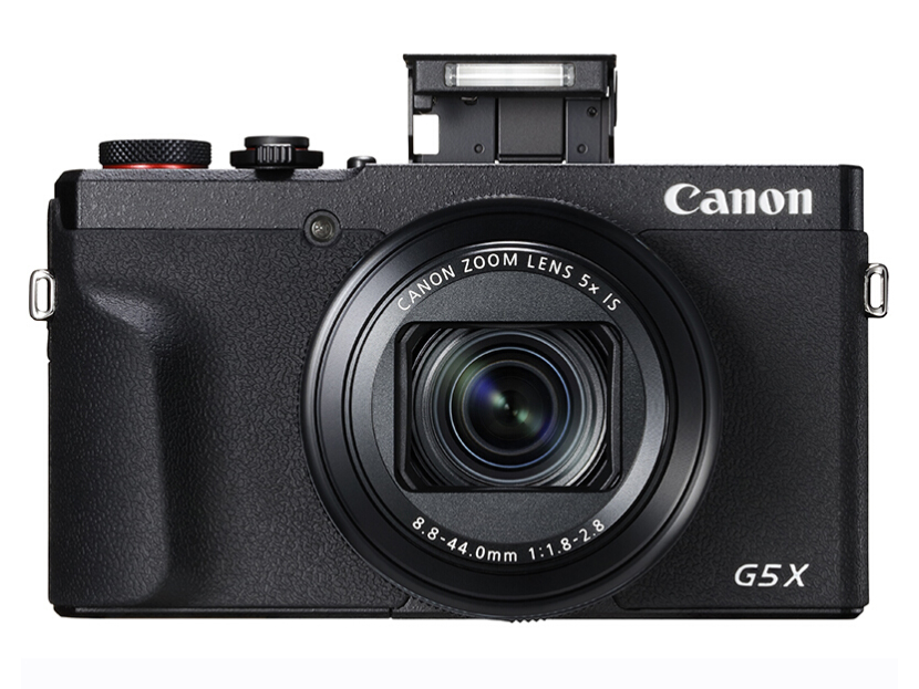 佳能(Canon)PowerShot G5 X Mark II G5X2 数码相机 Vlog相机 视频拍摄