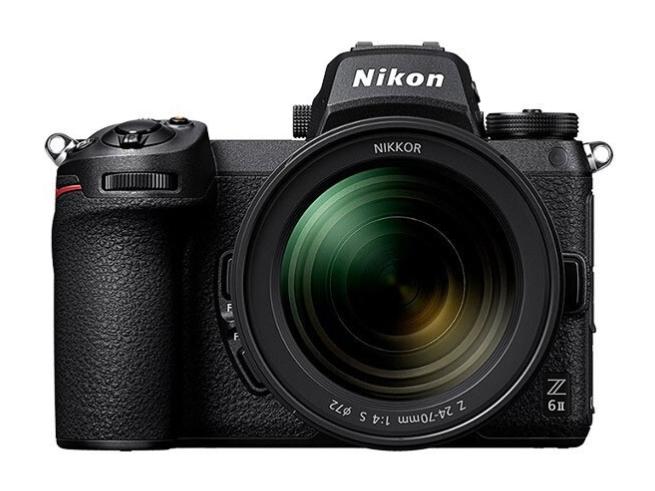 尼康(Nikon)Z 6II(Z6 2/Z62)全画幅微单相机 微单套机 (24-70mm f/4 S微单镜头 约2,450万有效像素)