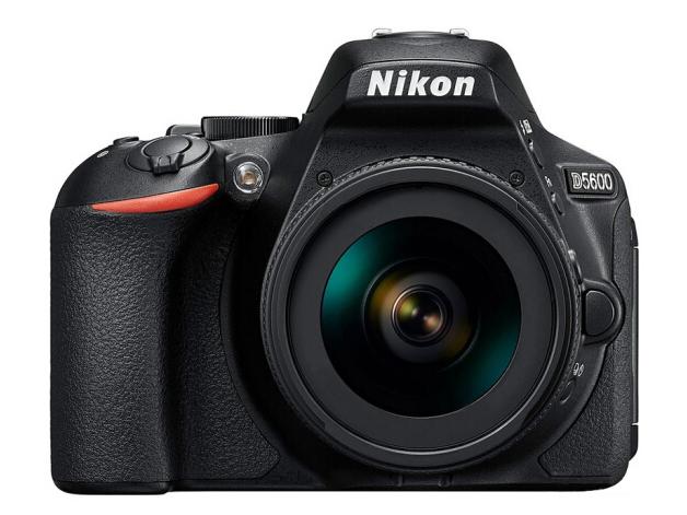 尼康(Nikon) D5600单反数码照相机 入门级双镜头套机(18-140mmf/3.5-5.6G + DX 35mm f/1.8G镜头)