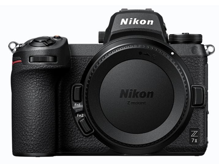 尼康(Nikon)Z 7II(Z7 2/Z72)全画幅微单机身 微单机身(约4,575万有效像素 5轴防抖)