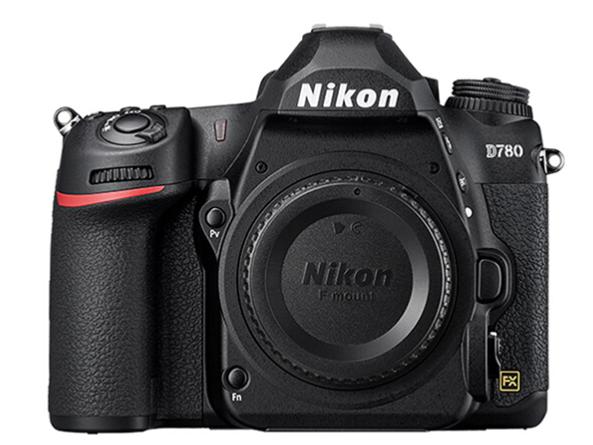 尼康(Nikon)D780 单反相机 单反机身 全画幅