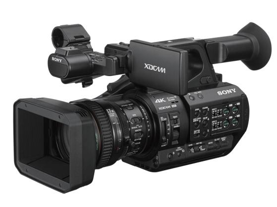 索尼(SONY)PXW-Z280V摄像机4K会议直播活动手持式摄录一体机