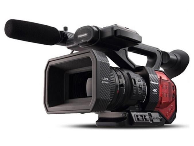 松下(Panasonic)AG-DVX200MC 专业级高端手持式高清数码摄像机 直播新闻演播 4K