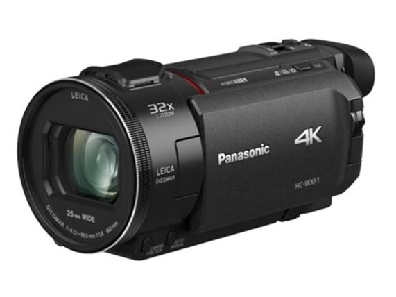 松下(Panasonic)4K摄像机24倍光学变焦专业直播数码高清便携DV录像录影摄影机WXF1GK HC-WXF1GK