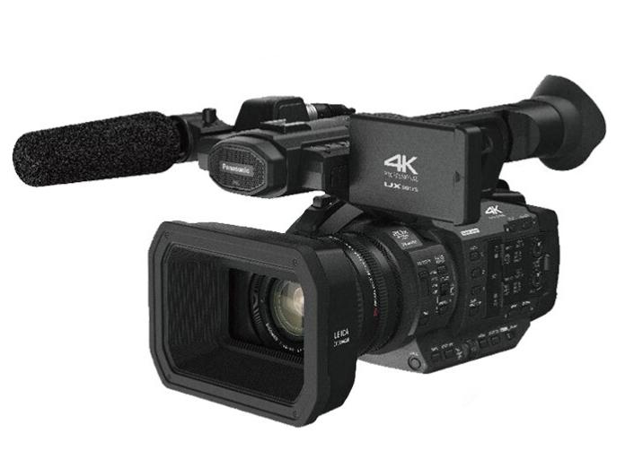 松下(Panasonic)AG-UX180MC 专业级高端手持式高清摄像机摄影机直播会议/婚庆4K
