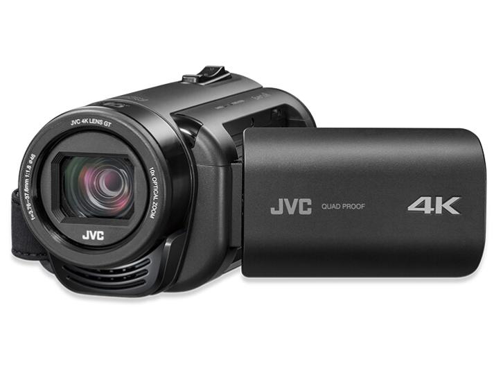 杰伟世(JVC)GZ-RY980HAC 家用/直播4K高清数码摄像机 /DV/摄影机/录课件(直播+长续航)