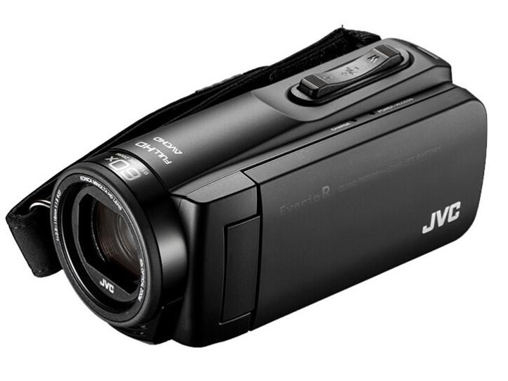 杰伟世(JVC)GZ-R465BAC 家用/直播高清数码摄像机 /DV/摄影机/录像机