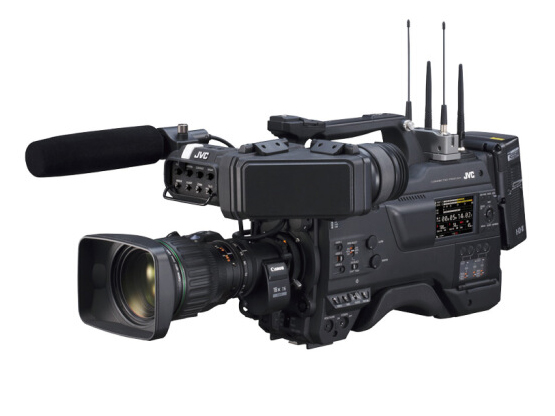 杰伟世(JVC)GY-HC900CHEC 高清专业电影广播级摄像机
